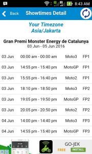 jadwal motogp 2016 hasil 5
