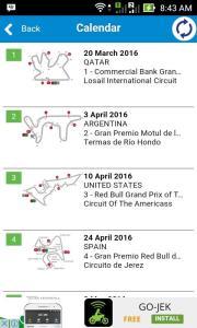 jadwal motogp 2016 hasil 8